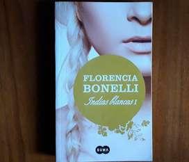 Libro Indias Blancas de Florencia Bonelli