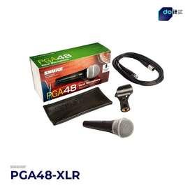 Micrófono dinamico Shure PGA48-XLR