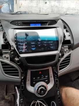 Pantallas androi , alarmas, radios, luces turbo led y r11