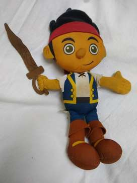Muñeco habla Jake And The Never Land Pirates habla Ingles Perfect