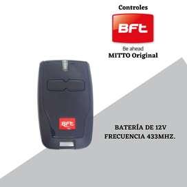 Control  para puerta BFT MITTO