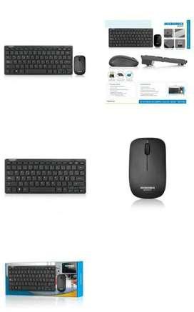 Conbo teclado+maus INALAMBRICO 60.00SOLES
