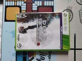 Juego Dead Space Kinect Original Xbox-360 Cambio por otro artículo