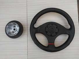Vendo volante fiat 147/Uno + maza