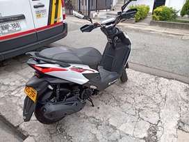 Agility All New 125 modelo 2020 excelente estado