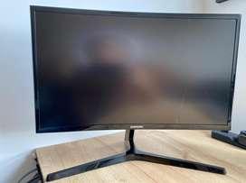 Monitor curvo para repuestos  Samsung Adyssey