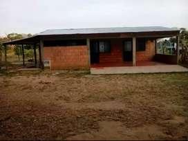 Se vende Casa finca en Tauramena en el Casanare 19 x 19/