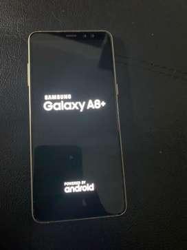 Samsung A8 + vendo o cambio