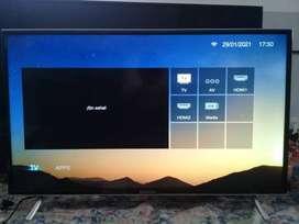 TV led Hitachi 39 smart android