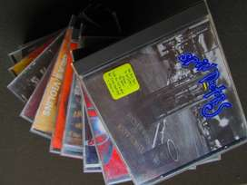 CDS ORIGINALES DE ROCK