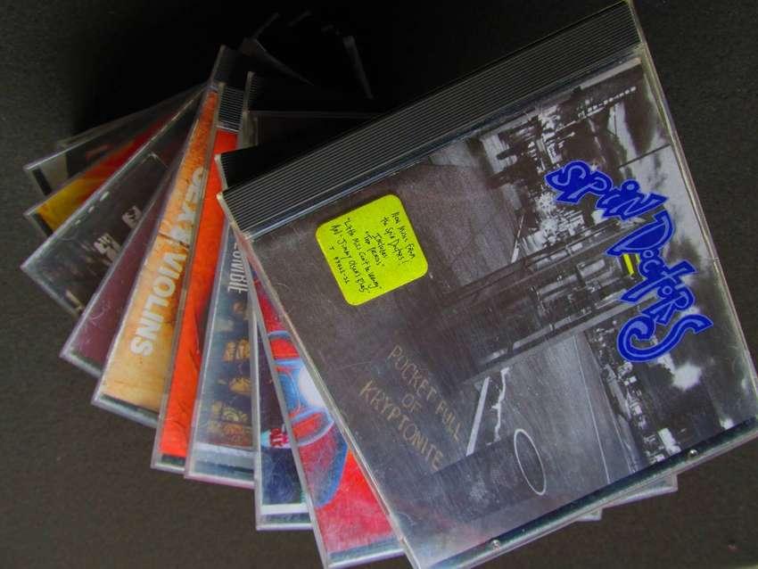 CDS ORIGINALES DE ROCK