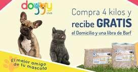 DOGGYCLUB ALIMENTO 100%NATURAL