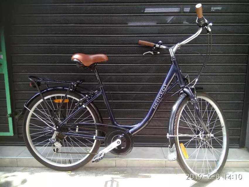 Bici de Dama rodado 26 muy poco uso 0