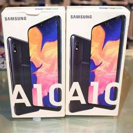 Samsung A10 totalmente nuevo de paquete