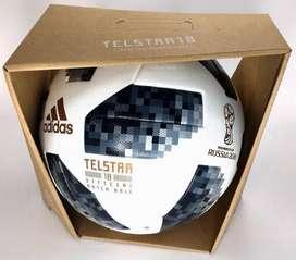 Pelota profesional adidas Telstar Copa Mundial