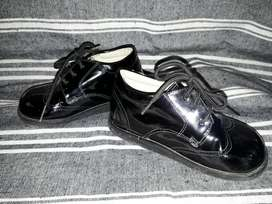 Zapatos Charolados Niño
