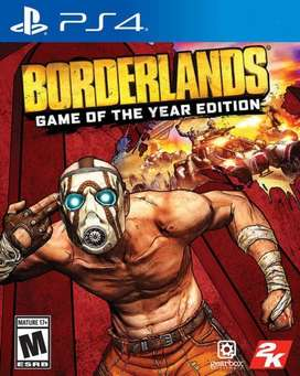 Borderlands: Game Of The Year Edition Ps4 Nuevo Sellado Goty