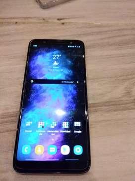 Samsung A6 Plus Vendo o cambio por iphone