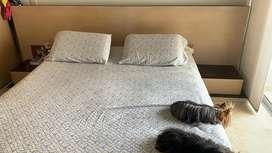 Vendo Tres camas una Queen, semidoble y sencilla