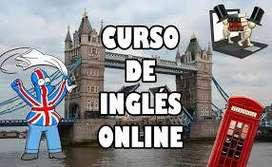 Clases conversacionales de Ingles online (por Skype o Meet) para estudiantes y  profesionales