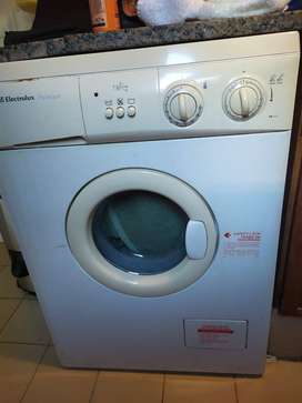 Vendo lavarropa usado marca electrlux Premium