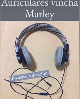 Auriculares bob marley vibration 2