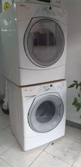 Vendo lavadora secadora Whirlpool duo