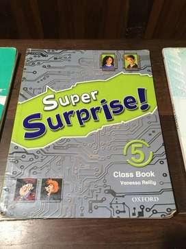 Super Surprise Class Book 5 Oxford USADO