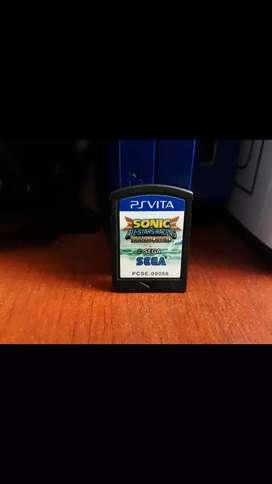 Sónic carter PS Vita