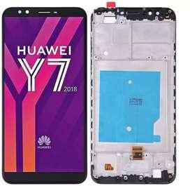 Pantalla Huawei Y7 2018