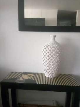 Jarrón en porcelana Miró