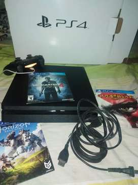 Vendo ps4 no cambio