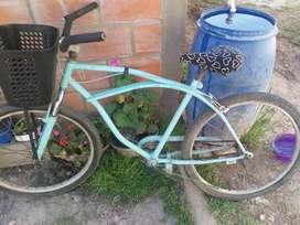 Bici r26 restaurada