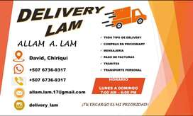 Delivery Lam