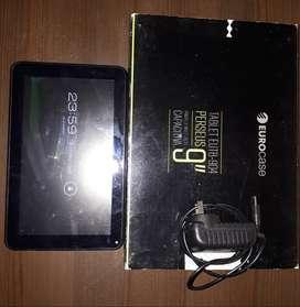 Tablet eurocase