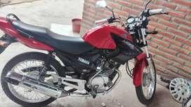 Vendo Yamaha YBR 125 Impecable