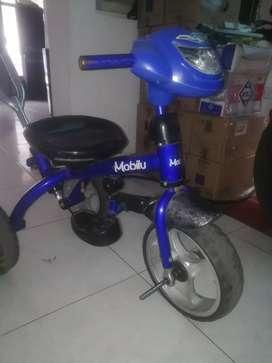 Triciclo Malibu
