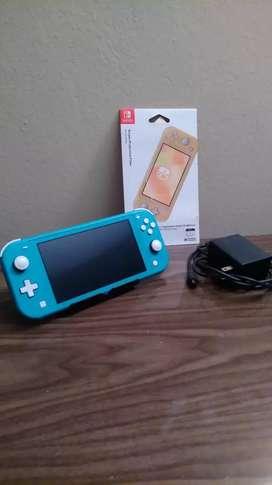 Nintendo switch lite verde