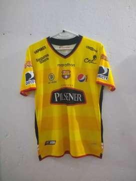 Camiseta original de Barcelona de  Ecuador.