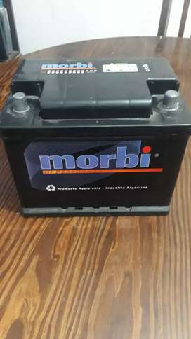 Vendo batería para auto 12x65