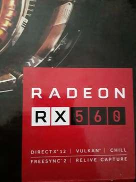 Radeon RX560