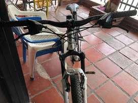 Bicicleta 7 velocidades como nueva