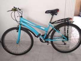 Vendo Bicicleta Rin 26