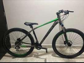 Bicicletas de montaña RALI Rin 29 totalmente nuevas con su tarjeta de propiedad