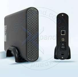 NVR Media Player. Disco multimedia en RED. IOMEGA LDHD-UP2 Disco Incluido 2TB