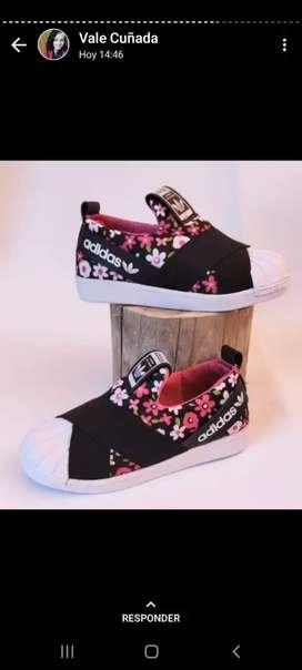 Zapatos x pedidos para los pequeños