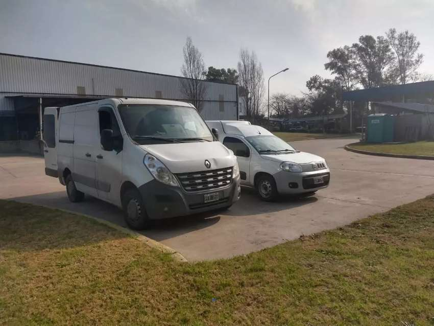 Renault Master 2015 impecable 0