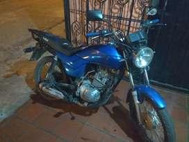 Vendo moto ax 4