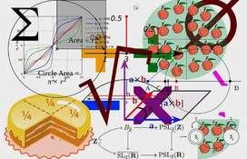 Clases particulares de Matematica,Fisica y Quimica