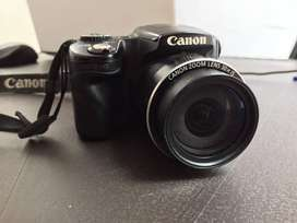 Camara Canon Semiprofesional Power Shot Sx510 Hs Wifi